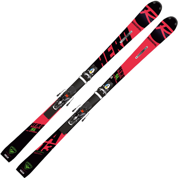 로시놀 스키1819 Rossignor HERO ATHLETE FIS SL (R22)SPX 15 ROCKERFLEX