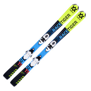 뵐클 주니어스키1718 VOLKL Junior Racetiger 3Motion yellow4.5 VMotion Jr.
