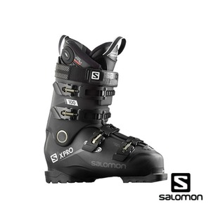 살로몬 스키부츠1819 SALOMON X PRO 100 Custom Heat ConnectLAST 100~106