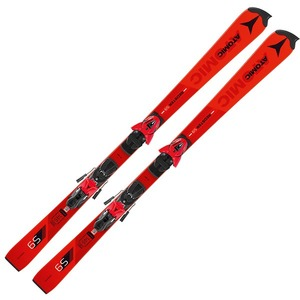 아토믹 주니어레이싱1819 ATOMIC REDSTER S9 FIS jr-RP (R= 10.4m , 11m)N Z 12 Red/Black