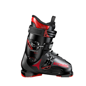 아토믹 스키부츠1819 ATOMIC LIVE FIT 100 Black/Red/Anthracite102mm