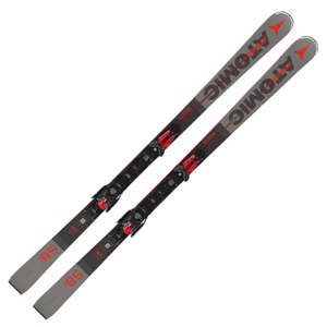 19 ATOMIC REDSTER S8i Servotec X12 Bk/Red